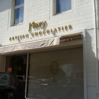 Mary - artisan chocolatier