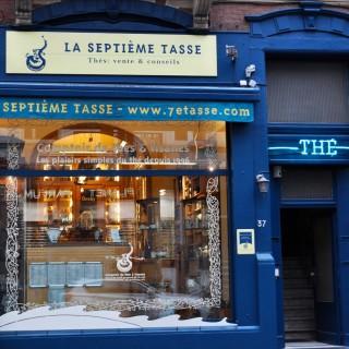 La Septième tasse - Comptoir de thés