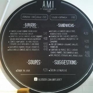 AMI - Cuisine végétarienne