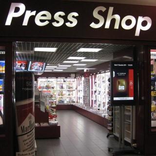 Press Shop - Belle-île