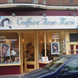 Coiffure Anne-Marie