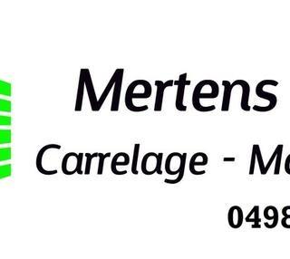 Mertens anthony Carrelage