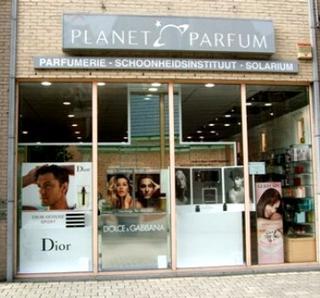 Planet Parfum Pieter Van Aelst