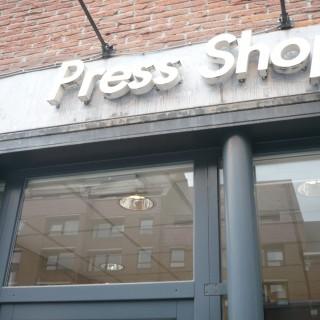 Presse shop