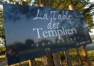 La Table des Templiers