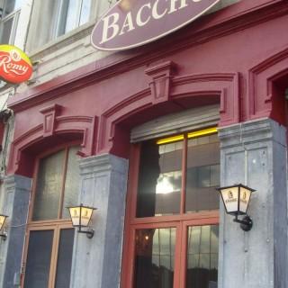 Eetcafe Bacchus - 't Eilandje Antwerpen