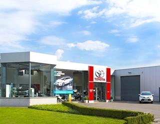 Toyota - Garage Van Parijs