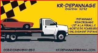 KR-dépannage