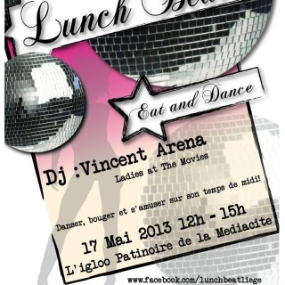 Lunch Beat Liège