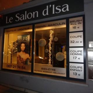 Le Salon D'isa