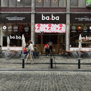 BA.BA BAGEL BAKERY
