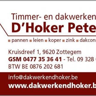 Timmer & Dakwerken D'hoker Peter