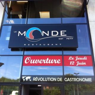 Le Monde est Petit (Manufacture 65)