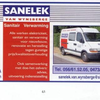 Sanelek Van Wynsberge